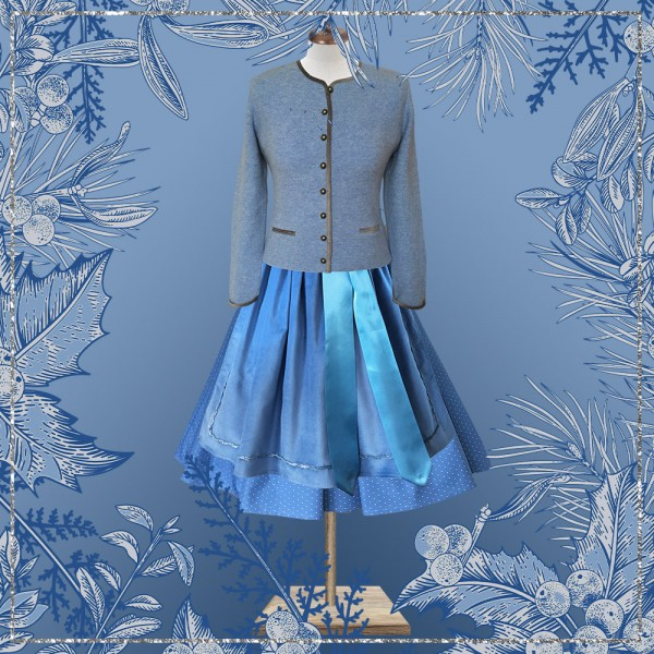 "Damen Winterdirndl ""Wonderland"""