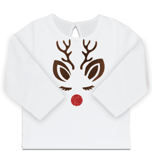 Baby T-Shirt Junge Rudolph